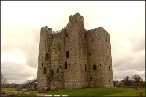 large image of trim castle, ireland
