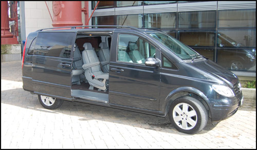 mercedes viano people carrier